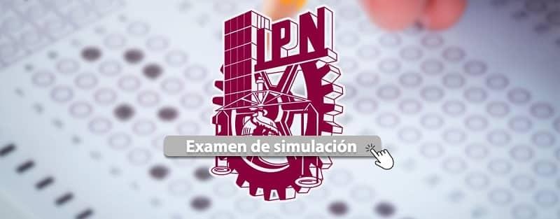 examen simulacro IPN