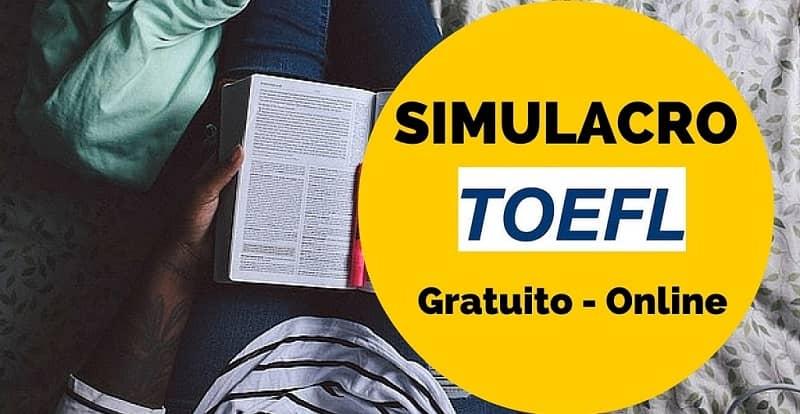 simulacro TOEFL