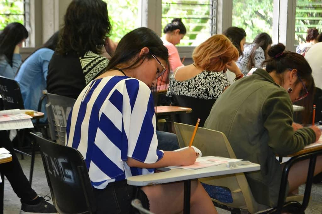 Simulacro examen de admisión UDEA PDF